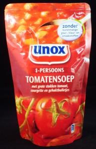 Ongetwijfeld een voedselveilige en lekkere soep. Dankzij de royale hoeveelheden zuur en suiker die er aan toegevoegd zijn.