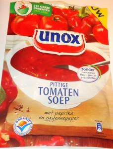 Deze soep is daadwerkelijk lekker pittig, voor wat betreft de zoute smaak lijkt deze soep eerder op een product uit het voormalige Oostblok