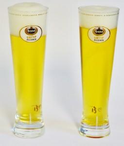 Heldere gele kleur, goede schuimstabiliteit en ook nog een verfijnde smaak, kenmerkt een kwaliteitsbiertje.