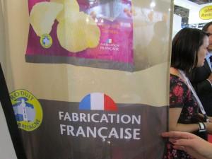 Voedsel nationalisme leeft volop in Frankrijk. Niet zo verwonderlijk, het woord chauvinisme is Frans van oorsprong