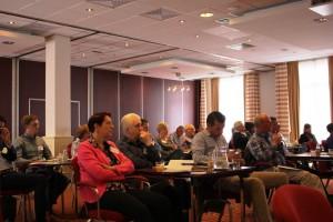 De aanwezigen in de zaal hebben hun kennisniveau flink kunnen aanvullen over de nieuwe regelgeving