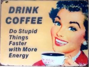Coffe bord