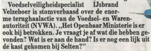 Telegraaf - citaat